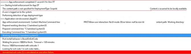 Error: The software change returned error code 0x1(1)  | Talha Qamar